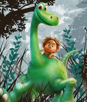 Good dinosaur - Arlo